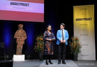 STOCKHOLM 161024Augustpriset 2016 kulturhuset©Sören AnderssonFoto: Sören Andersson